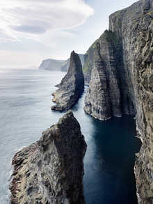 Sea stacks #1, Faroe Islands