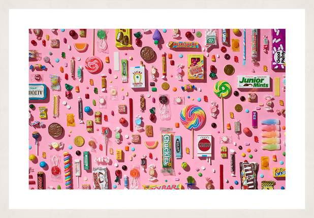 Candy Study - Adam Voorhes