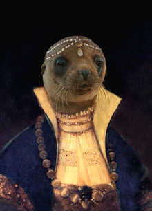 Princess Pinniped of the Caspian Sea