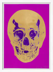 Till Death Do Us Part - Long Life - Purple African Gold Purple Imperial Purple Skull