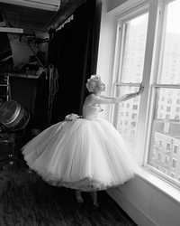 PATRICK DEMARCHELIER | HEARST | TRUNK ARCHIVE - Ballerina